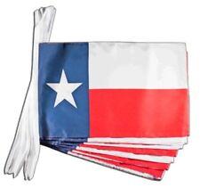 Banderas cadena banderas cadena guirnalda estados unidos texas banderas banderas 30x45cm
