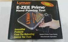 Lyman EZEE Prime, Hand Priming Tool, #7777810 NIB