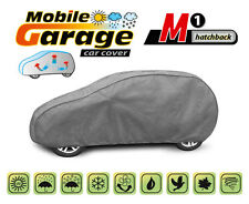 Autoabdeckung Ganzgarage Vollgarage Autoplane M für Nissan Micra Atmungsaktiv
