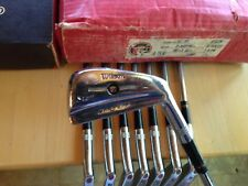 Wilson Staff Golf Fluid Feel Dynapower Blade Iron Set 2-9 Ultralite Shaft