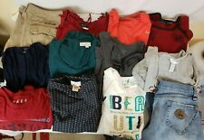 Reseller Mixed Name Brand Clothing Lot 12 Women Girls Bundle Pre-Owned Starter