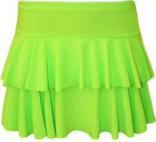 New Ladies Club Wear Mini Rara Skirts 8-14
