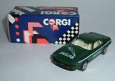 Corgi Junior Toys, Jaguar Track Car, - Superb Mint.