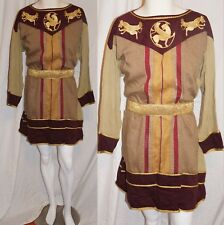 Alexander Movie Prop Kings Decorated Embroidered Tunic Macedonian Persian Driver