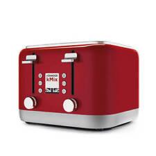 Kenwood kMix Toaster Red 4 Slot TFX75ORD