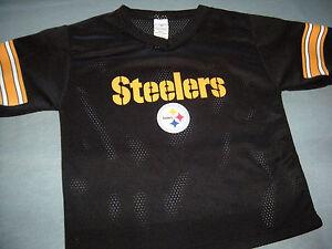 PITTSBURG STEELERS Kids Football JERSEY Small