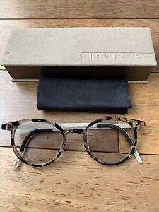 Lindberg Strip Titanium Acetate Denmark Eyeglasses lindberg  t407-135 Women's