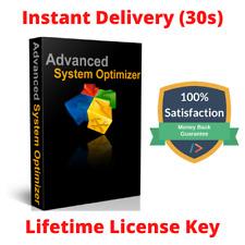 Advanced System Optimizer 3.9 ✅ Disk Optimizer ✅ Protector ✅ Updater ✅ Cleanup