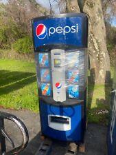 Nice Dixie Narco 276 E 276e Hvv Model Soda Drink Vending Machine