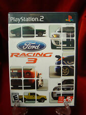 Sony PlayStation 2 - Ford Racing 3 (2005)
