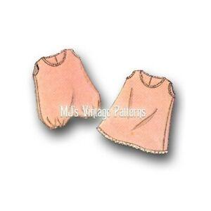 """Vintage Patsy Doll Slip Pattern ~ Patsy Lou 22"""""""