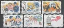België postfris 2003 MNH 3199-3204 - Valentijnsdag