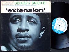 GEORGE BRAITH Extension LP BLUE NOTE BST 84171 US 1964 Grant Green Billy Gardner