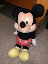 Disney Mickey Mouse 14 Inch Plush Animal Toy FREE SHIPPING
