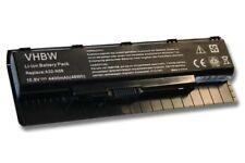 original vhbw® AKKU 4.400mAh für ASUS N56VJ, N56VM, N56VZv