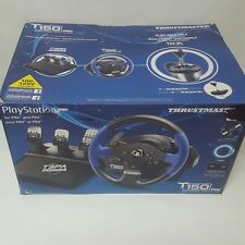 Thrustmaster T150 Pro Force Feedback(RACING WHEEL+T3PA PEDAL SET) FOR PS4/PS3/PC