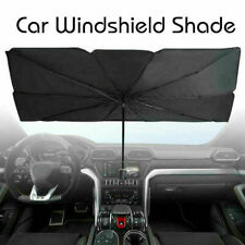 Foldable Car Windshield Sunshade Front Window Cover Visor Sun Shade Umbrella New
