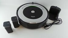iRobot Roomba 690 - Gray/Black - Robotic Cleaner w/ 2 Virtual Walls Used #vedu7