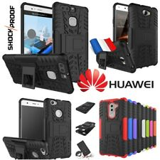 Etui Coque Housse Antichocs Tire Dual layer Shockproof Heavy Duty Case Huawei