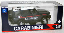 NEW RAY 1:32 LAND ROVER DISCOVERY 1997 FORZE DELL'ORDINE CARABINIERI  ART 55003