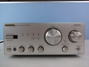 ONKYO Stereo Integrated Amplifier (Transistor) A-905TX Tested Excellent ✈FedEx✈