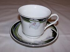 Vintage Jamestown China--Action Industries--Cup and Saucer