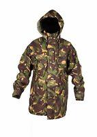 British Army Waterproof Camo Jacket Coat Goretex DPM Camouflage Military Surplus