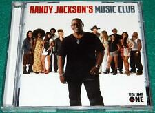 VARIOUS ARTISTS, Randy Jackson's Music Club, Volume One, CD, SEALED w/ BONUS DVD