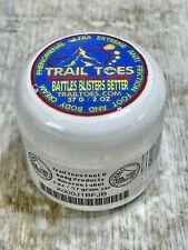 Trail Toes: Phenomenal Ultra-Extreme, Anti-Friction Foot,2 oz