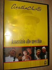 DVD ASSASSINIO ALLO SPECCHIO AGATHA CHRISTIE MALAVASI