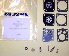 Zama Carb Rebuild repair kit carburetor mcculloch chainsaw 330 310 320 510 zrb1