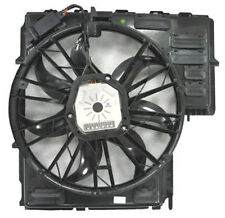 2004-2006 BMW X5 New Radiator Cooling Fan, Shroud & Motor