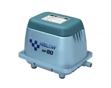 HP80 HIBlow Air Pump/Blower Ideal for Wastewater Systems Hi Blow HP 80