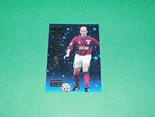 W. PRUNIER FOOTBALL CARD PREMIUM 1994-1995 GIRONDINS BORDEAUX LESCURE PANINI