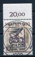 Briefmarken aus Berlin (1980-1990) mit Post- & Kommunikations-Motiv