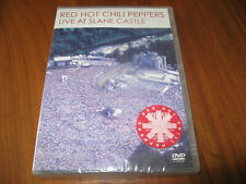 RED HOT CHILI PEPPERS live at slane castle DVD NEUF/NEW JANE' ADDICTION PEARL J