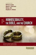 Two Views on Homosexuality, the Bible, and the Church (Counterpoints: Bi .. NEW