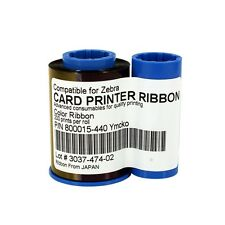 Compatible Ribbon Zebra 800015-440 YMCKO Color 200 prints for Zebra P310i P320i