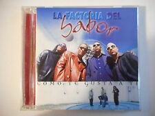 LA FACTORIA DEL SABOR : COMO TE GUSTA A TI [ CD ALBUM PORT GRATUIT ]
