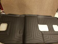 New WeatherTech Floor Mat 440668 Weather Tech 3rd Row Rear Auto Floor Mat  Black