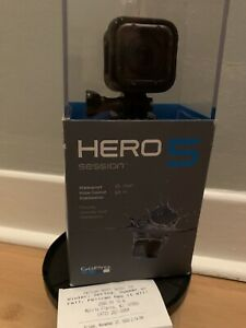 GoPro HERO5 Session 4K HD Action Camera - Black (Brand New! Factory Sealed!)