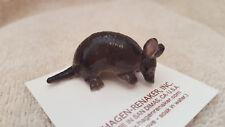 Hagen Renaker Armadillo Figurine Miniature Collect Gift New Free Shipping 03342