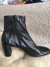 Ann Demeulemeester Ankle Boot 41