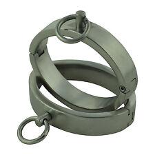 bracelet de cheville graves 65x85mm bondage BDSM petite foot schackle Large