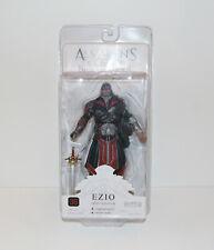 NECA 2011 Assassin's Creed Brotherhood EZIO Ebony Assassin Action Figure