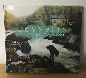 Dilyn Afon / Cynefin / Audio Music CD / NEW Sealed