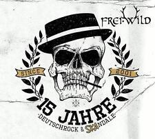 CD Frei.Wild Freiwild - 15 Jahre Deutschrock & Skandale - NEU & OVP - Wuhlheide