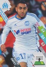 OM-10 DIMITRI PAYET # MARSEILLE CARD ADRENALYN FOOT 2015 PANINI