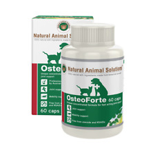 Natural Animal Solutions OsteoForte for Cats & Dogs 60 capsules