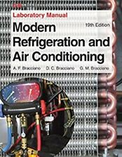Modern Refrigeration and Air Conditioning Laboratory Manual (Paperback)